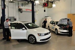 Volkswagen Group Electronics Research Laboratory Garage