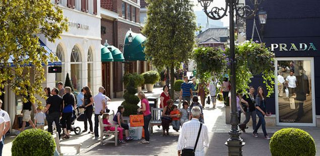 Cool Post: Review: Roermond Outlet Shopping -  http://www.lecouture.de/2014/10/review-roermond-outlet-shopping/