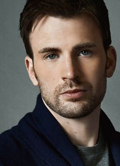 captain america chris evans hair - Google Search