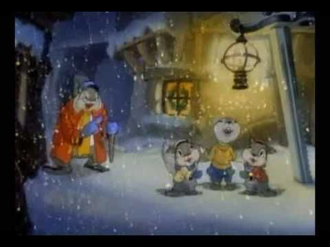 """Peace on Earth is a one-reel 1939 Metro-Goldwyn-Mayer cartoon short directed by Hugh Harman, about a post-apocalyptic world populated only by animals.    Two young squirrels ask their grandfather on Christmas Eve who the """"men"""" are in the lyric """"Peace on Earth, good will to men."""" The grandfather squirrel then tells them a rotoscoped history of th..."""