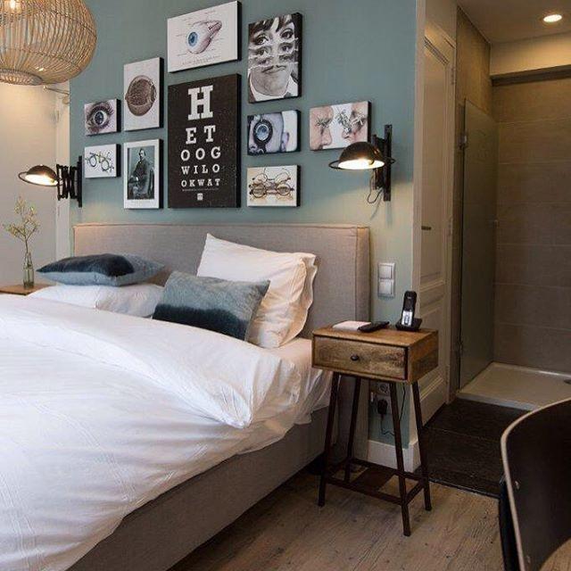 Bedroom Design Ideas Travel Bedroom Cupboard Bedroom Design Kerala Bedroom Interior Design Images: Eye Hotel, Utrecht, Amsterdam