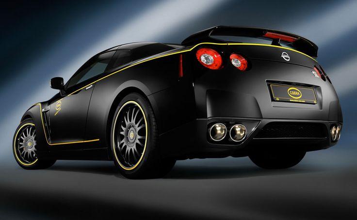 Nice Free Nissan Gtr 2014 Black Edition 0-60