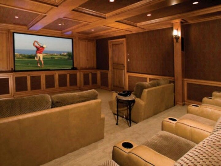 Movie Room Ideas 204 best the home theater images on pinterest   movie rooms
