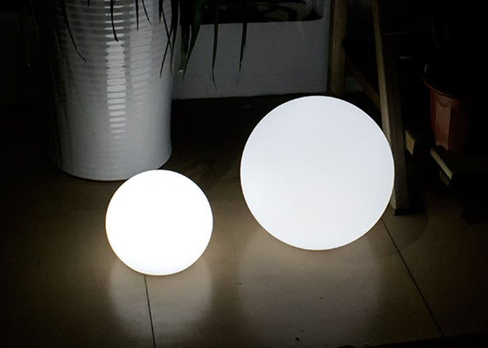 Floating Led Light Up Kolam Renang Balls Outdoor Led Glow Balls Waterproof Ip Lamp Inspiration Outdoor Lamp Ball Lamps
