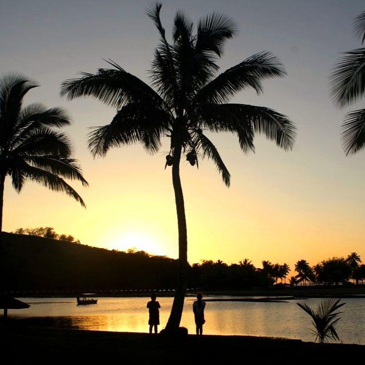 Christmas morning in Fiji.  Merry Christmas to all.  #startthedaywithsomethingbeautiful