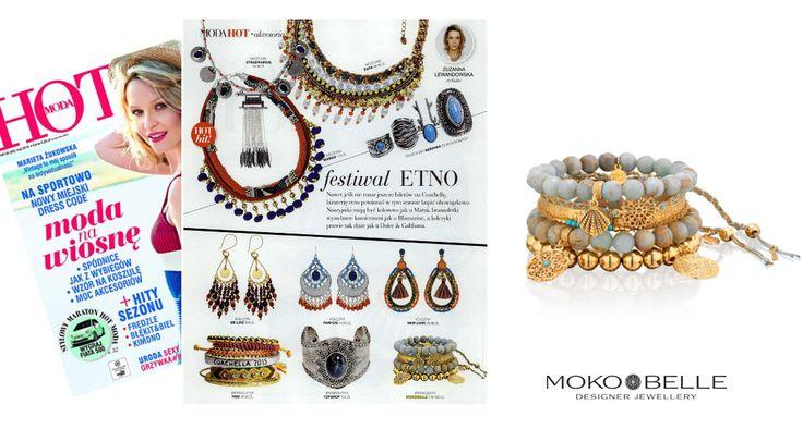 #mokobelle #mokobellejewellery #jewellery #jewelry #bransoletka #lifestyle #bijou #stars #pressroom #hot
