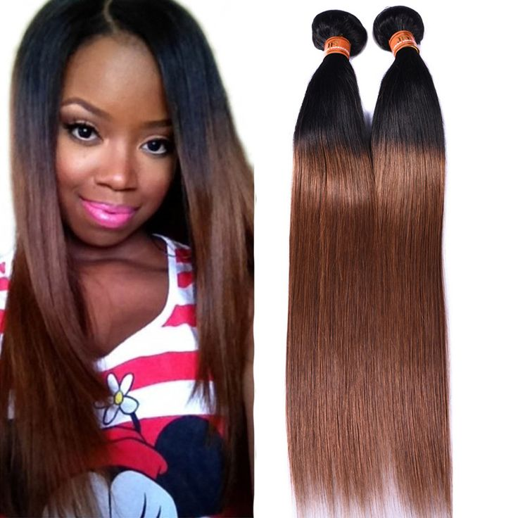wholesale virgin remy hair extension, sew in human hair weave ombre hair