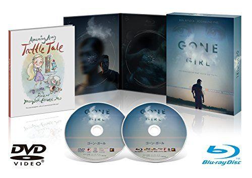 ゴーン・ガール 2枚組ブルーレイ&DVD (初回生産限定) [Blu-ray] 20世紀フォックス・ホーム・エンターテイメント・ジャパン http://www.amazon.co.jp/dp/B00NLZRZ4A/ref=cm_sw_r_pi_dp_AqhRvb02D81XY