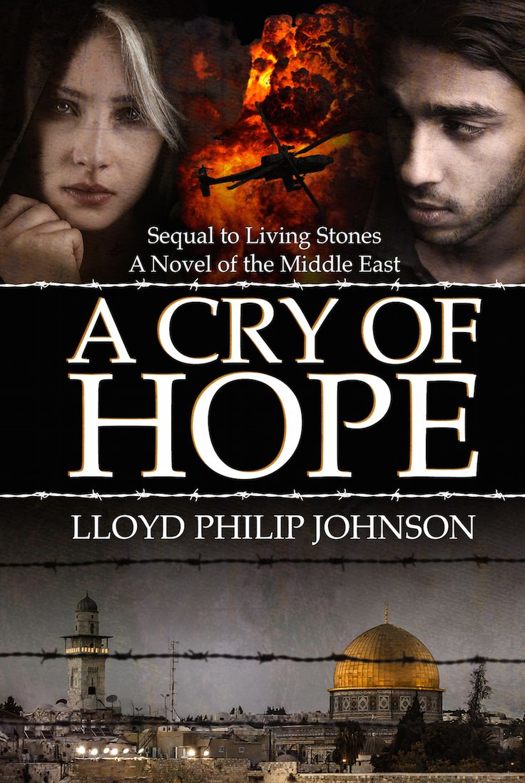 A Cry of Hope by Lloyd Philip Johnson. Book cover design by Dalitopia.