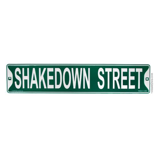 Grateful Dead - Shakedown Street Sign on Sale for $12.99 at HippieShop.com