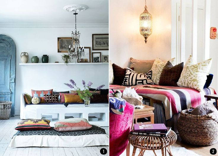 17 mejores ideas sobre salones marroqu es en pinterest - Decoracion arabe interiores ...