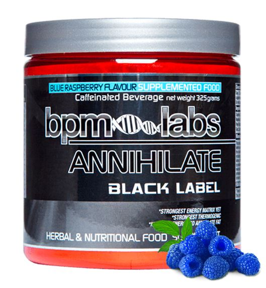 ANNIHILATE BLACK LABEL - BPM LABS BPM Labs have taken their top selling fat burner Annihilate to the next level introducing their Annihilate BLACK LABEL. Annihilate Black Label is a new cutting edge formula and is currently the strongest Fat Burner available on the Australian Market. Buy Online: https://www.fatburnersonly.com.au/fat-burners-for-women/103-bpm-labs-annihilate-black-label.html?search_query=annihilate&results=7  #fatburnersonly #annihilate #blacklabel #bpmlabs