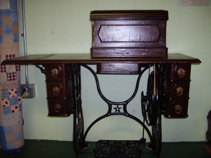 domestic treadle sewing machine value