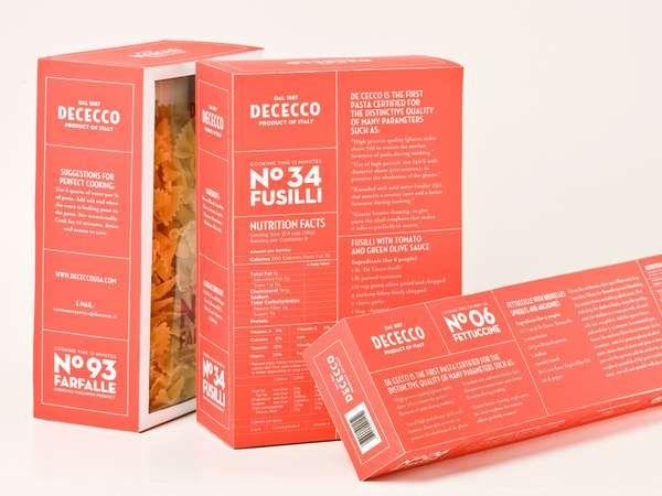Nuovo packaging per De Cecco