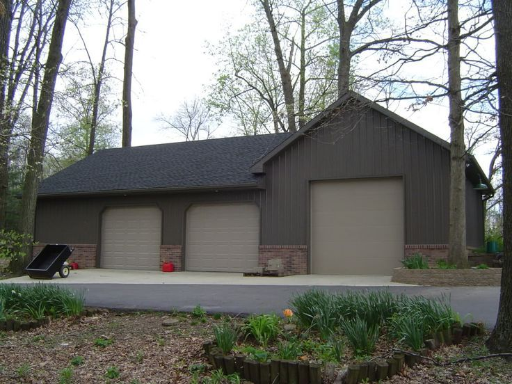 1000+ ideas about Pole Barn Garage on Pinterest | Pole Buildings ...