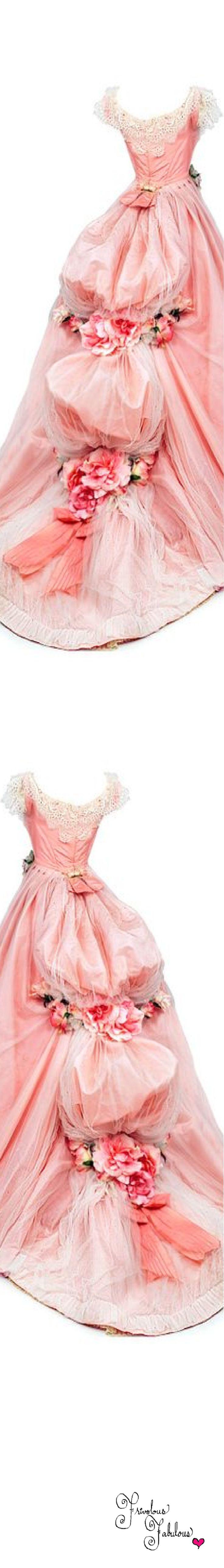 Frivolous Fabulous - Phantom of the Opera Costume Gown 2004