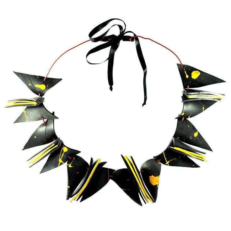 AI 2013/14 – Bijoux | Impertinente Creazioni #innertube #jewelry