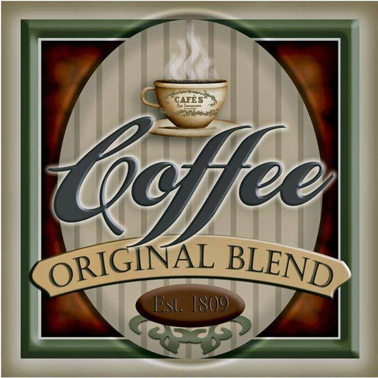 coffee original blend