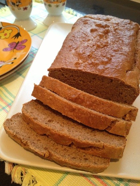 Low Carb Foods: Most Popular Grain Free Bread - Wheat Belly Recipes ♥ Grain Brain Diet -- Please Repin carbswitch.com
