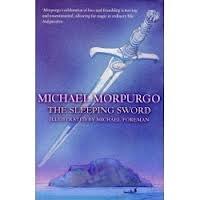 the sleeping sword michael morpurgo read it in a week sooo good