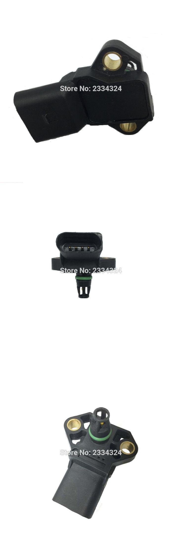 Pressure Sensor MAP For Audi A1 A2 A3 A4 A6 S6 A8 Seat Alhambra Altea Cordoba Ibiza Leon Toledo 1.2 1.4 1.8 1.9 2.7 3.0 TSI/TDI