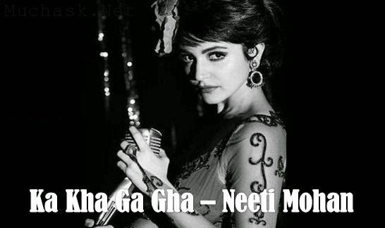 Bombay Velvet Movie latest song Ka Kha Gha Full Lyrics and HD Video. Neeti Mohan new and latest song from Bombay Velvet movie 2015 Ka Kha Gha Lyrics HD Video.