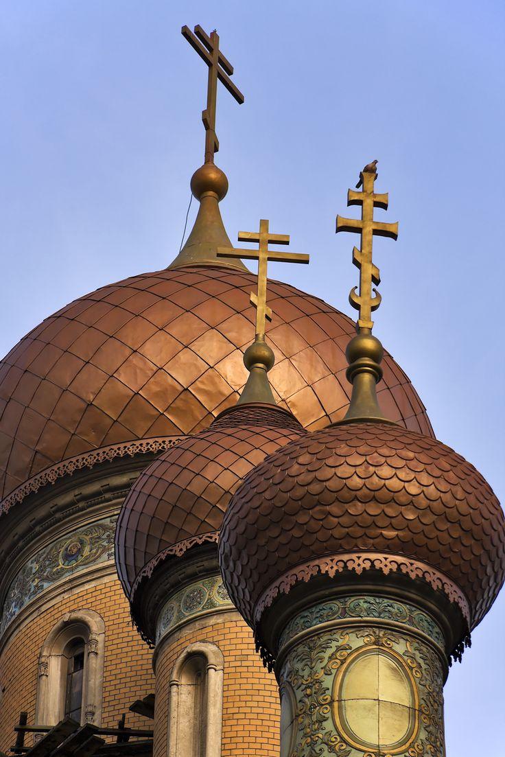 onion dome russia   ... Onion Dome Church with gold stars ...   Onion Dome Church Saskatchewan