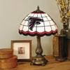 Memory Company NFL-AFA-500 Falcons Tiffany Accent Table Lamp