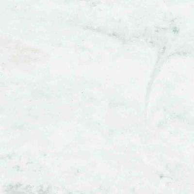 2 in. Corian Solid Surface Countertop Sample in Rain Cloud
