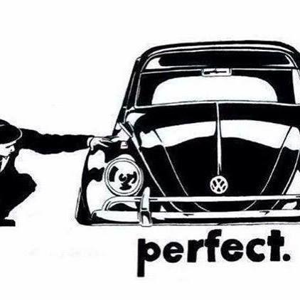Aircooled Appreciation — #vw#beetle#aircooled #bug#life#stance...