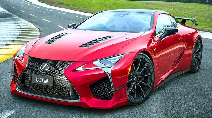 What S New Lexus In 2020 Lexus Lexus Lfa Lexus Lc