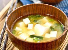 Receita de sopa de missô (Misoshiru) – Mundo-Nipo