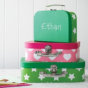 Personalised Child's Suitcase