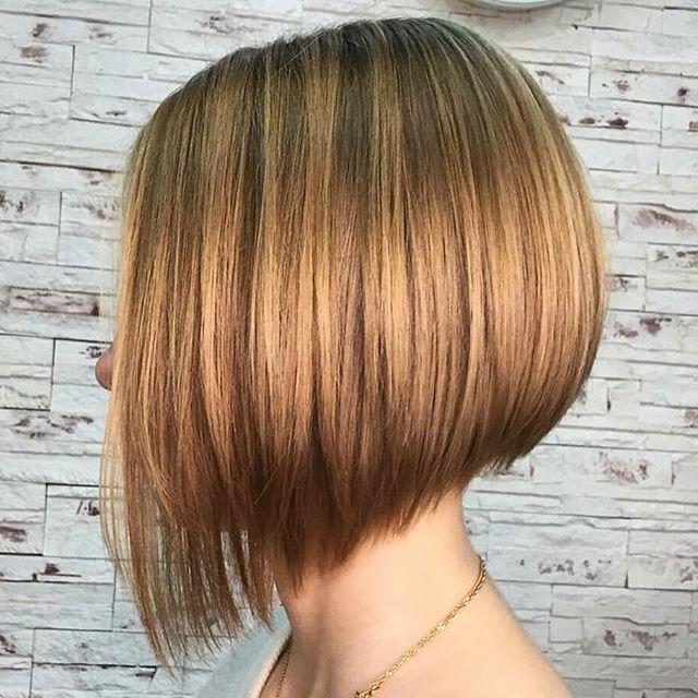 64 beste bob frisuren stufig hinterkopf   frisuren kurze