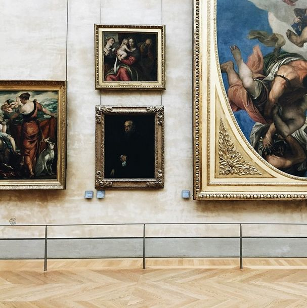 Musée du Louvre, Paris.