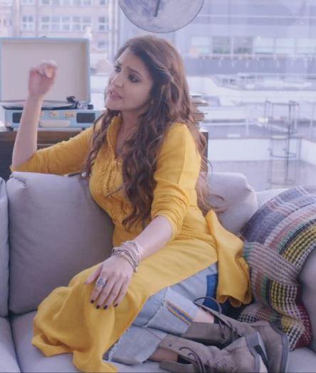 Anushka Sharma, actress. Movie : Ae dil hai mushkil,