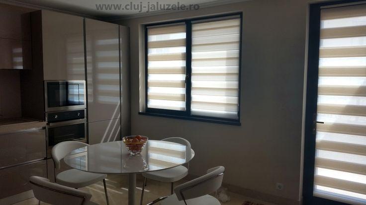 Rolete Zebra - Colectie speciala - Blog Cluj Jaluzele