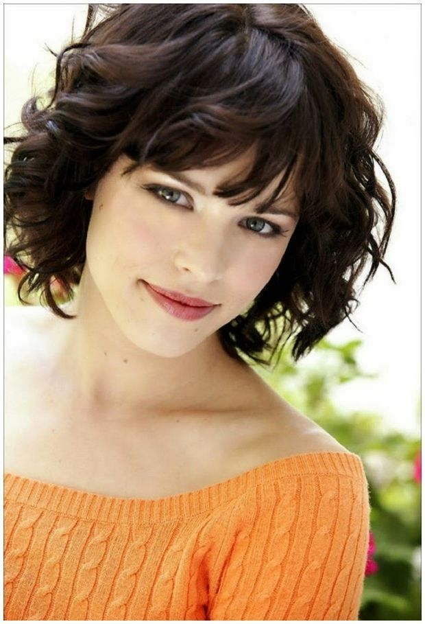 Beautiful Short Curly Hairstyles for Women   Haircuts in 2018 ...