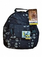 100% Recycled Kids Trunk Backpack | Teal     http://greenandorganichome.com/item_955/100-Recycled-Kids-Trunk-Backpack-Teal-Panda.htm