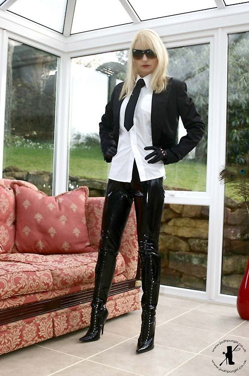 Thigh High Boots 2 Leather Fashion Leather En Boots
