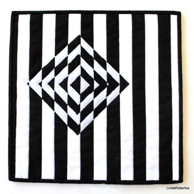 how to make optical illusion art