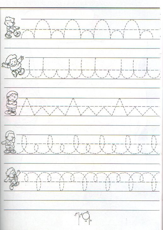 ejercicios de caligrafia - Buscar con Google