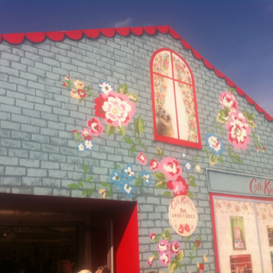 Cath Kidston at Vintage Southbank! Gorgeous!!