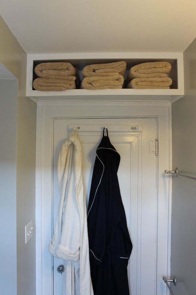 Doors make perfect spots for all sorts of storage hacks, here are our 14 faves
