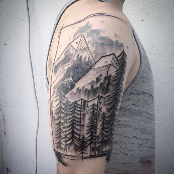 Tattoo Designs Mountains: 519 Best Images About Colorado Tattoos On Pinterest