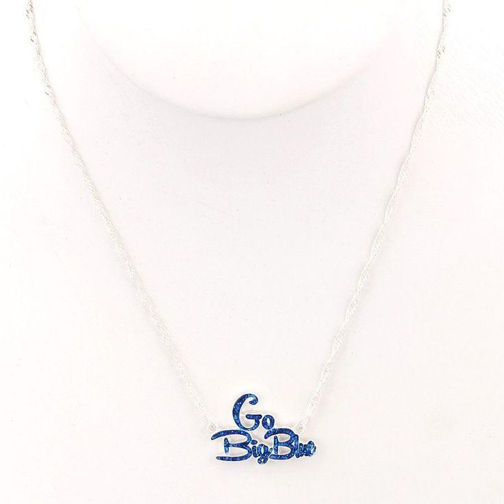 Kentucky Slogan Necklace