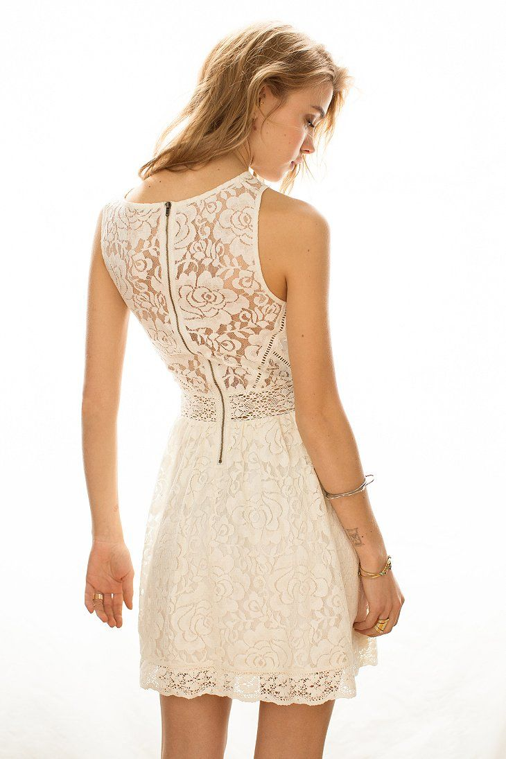 19 best spring trends 2014 2015 images on pinterest my for Urban outfitters wedding dresses