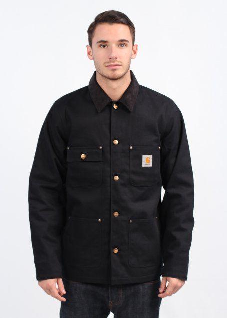 Carhartt Chore Coat - Black