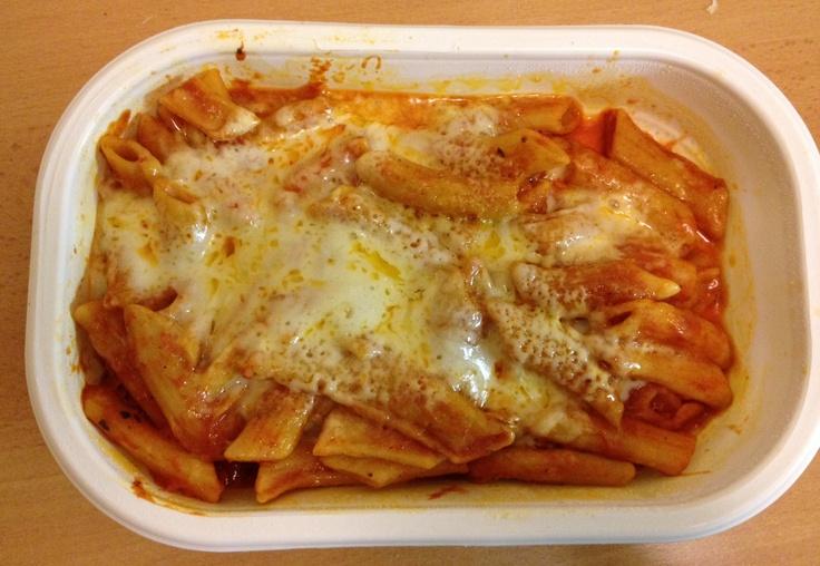 penne arabiata (parad.,fokh.,csípős olasz tészta) - Interfood