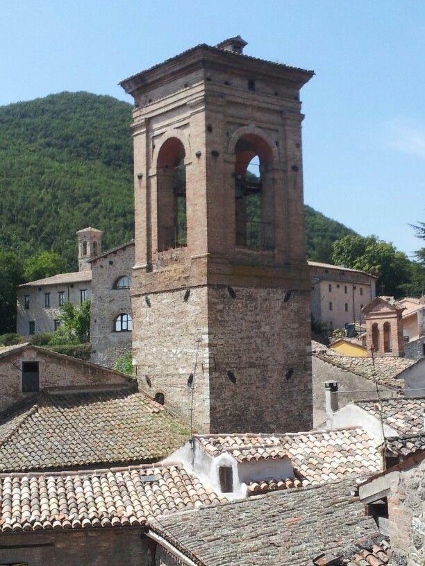 Campanile San Martino,  Esanatoglia